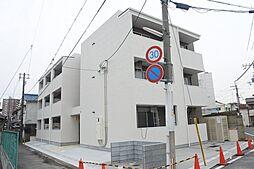 ラージヒル尼崎東[201号室号室]の外観