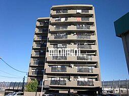 ファミーユ植田東[4階]の外観