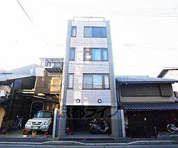 京都府京都市下京区西側町(西洞院通六条下ル)の賃貸マンションの外観