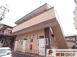 千葉県習志野市新栄1丁目の賃貸アパートの外観