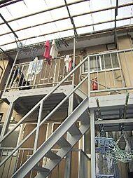 クラッカン[2階]の外観