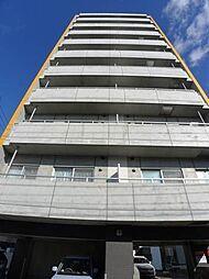 北海道札幌市豊平区美園四条6丁目の賃貸マンションの外観