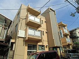 京都府京都市山科区上花山坂尻の賃貸マンションの外観