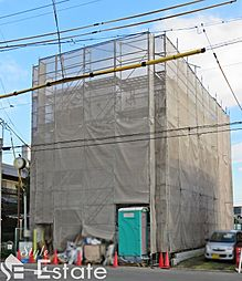 愛知県名古屋市北区山田3丁目の賃貸アパートの外観