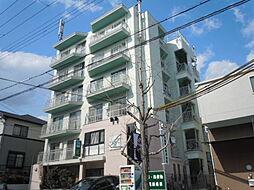 大阪府豊中市東豊中町4丁目の賃貸マンションの外観