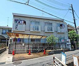 京都府京都市西京区桂巽町の賃貸アパートの外観