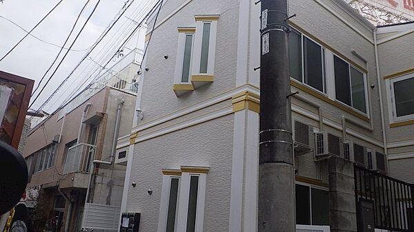 フェリスハーモニー 2階の賃貸【東京都 / 中野区】