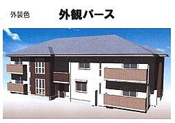(仮)D−room 渚本町[1階]の外観