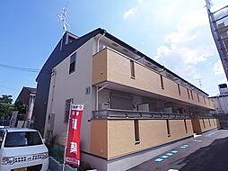 アバンツァートI[2階]の外観