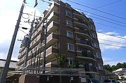 福岡県福岡市西区生の松原1丁目の賃貸マンションの外観