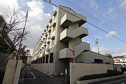 兵庫県西宮市川添町の賃貸マンションの外観