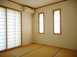 続き間和室LDKとの続き間はより広く空間をお使いいただけます
