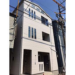 ラハイム新蒲田[201kk号室]の外観