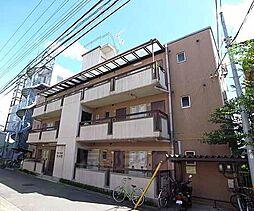 京都府京都市伏見区過書町の賃貸マンションの外観