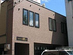 北海道札幌市中央区南八条西11丁目の賃貸アパートの外観