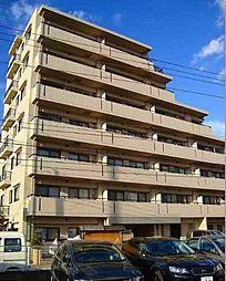 神奈川県川崎市多摩区宿河原5丁目の賃貸マンションの外観