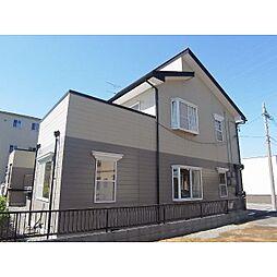 静岡県静岡市清水区楠の賃貸アパートの外観