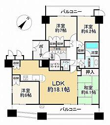 桃山台駅 5,550万円