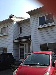 兵庫県姫路市青山北3丁目の賃貸アパートの外観