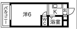 武庫之荘駅 3.6万円