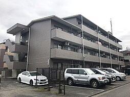 東京都府中市住吉町2丁目の賃貸マンションの外観