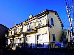 メゾンドール(西所沢)[2階]の外観