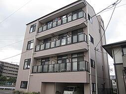 モンピエス[4階]の外観