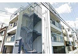 第2荻坂ビル[4階]の外観