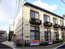 大阪府大阪市生野区勝山南2丁目の賃貸アパートの外観