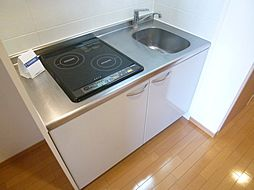 グランシス高井田のキッチン