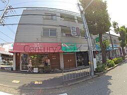 大阪府池田市旭丘1丁目の賃貸マンションの外観
