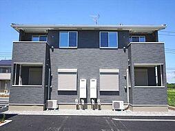 エピナールIX[1階]の外観