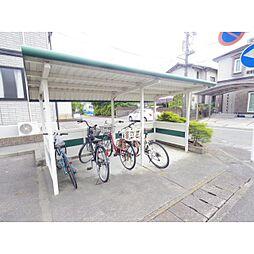 静岡県静岡市清水区八坂北の賃貸アパートの外観