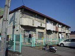第2富田コーポ[202号室]の外観
