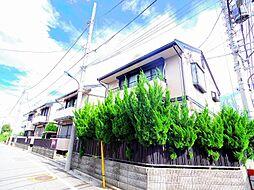 東京都練馬区春日町2丁目の賃貸アパートの外観