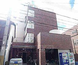 京都府京都市中京区二条通釜座西入正行寺町の賃貸マンションの外観
