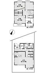 上尾駅 2,190万円