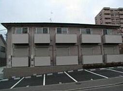 神奈川県秦野市鶴巻南5丁目の賃貸アパートの外観