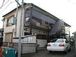 栄光荘[2階]の外観