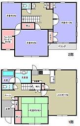 押部谷駅 1,000万円