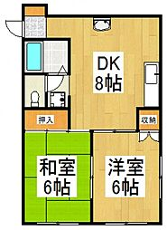 秋津駅 6.2万円