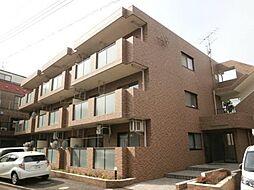 東京都三鷹市新川4の賃貸マンションの外観