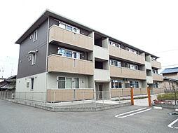 広島県福山市曙町1丁目の賃貸アパートの外観