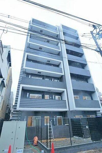 アジールコート蒲田 7階の賃貸【東京都 / 大田区】