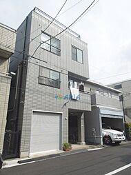 神奈川県横浜市鶴見区仲通2丁目の賃貸マンションの外観