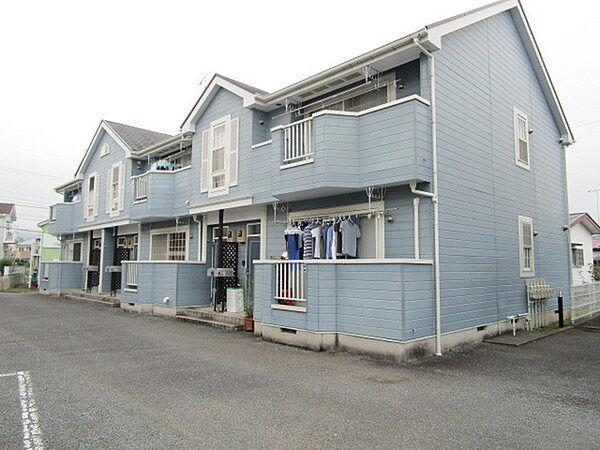 サンライズ渋沢I[0202号室]の外観