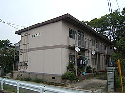 田島コーポ[2階]の外観