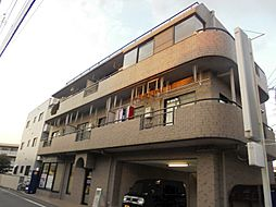 神奈川県川崎市幸区北加瀬3丁目の賃貸マンションの外観