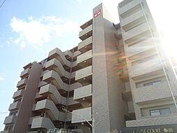 キャッスルコート飯田[1階]の外観