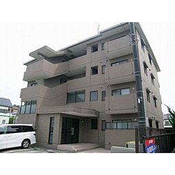 愛知県稲沢市国府宮4丁目の賃貸マンションの外観